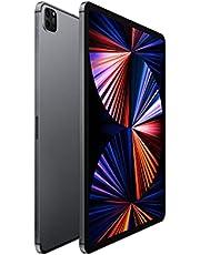 2021 Apple iPadPro (12,9cala, Wi-Fi + Cellular, 512GB) - gwiezdna szarość (5. generacji)