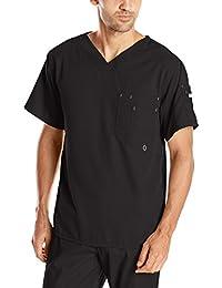 Grey's Anatomy Men's Modern Fit V-Neck Scrub Top
