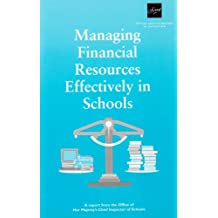 Managing Financial Resources Effectively in Schools