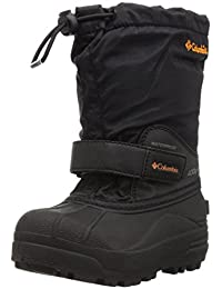 Columbia Unisex-Child Youth Powderbug Forty Cold Weather & Shearling