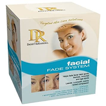 Daggett and ramsdell facial fade