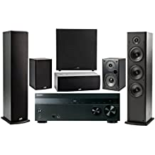 Sony 5.2-Channel 4K 3D A/V Surround Sound Multimedia Home Theater System