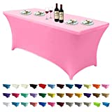 ABCCANOPY Spandex Tablecloths for 8 ft Home