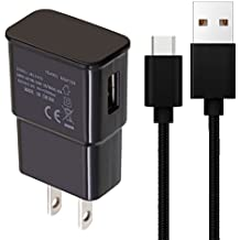 USB Charger Data Cables for AT&T ZTE Trek 2 HD K88,Moto Z2 Play,Galaxy Note 8 S8 S8+,Sony XZ,HTC 10, Xiaomi 5,Google Pixel,LG G6 V20 G5,Nintendo Switch,New Macbook