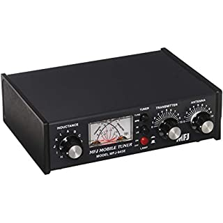 Discount MFJ Enterprises Original MFJ-945E 1.6 ~ 60 MHz Mobile Antenna Tuner w/ Watt Meter & Antenna Bypass Switch. 300 Watts