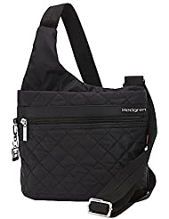 Hedgren Liza Crossover, Womens, One Size (Black)