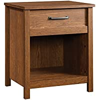 Sauder 419069 Cannery Bridge Night Stand, Milled Cherry Finish