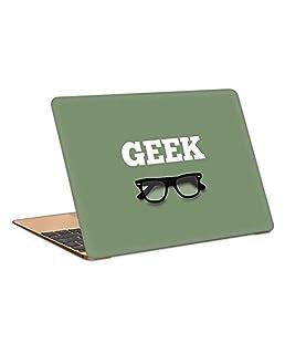 """Postergully 15.6"""" Laptop Skin - Geek"""