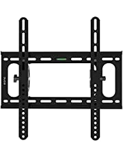 Eono Essentials, supporto a parete inclinabile, per TV da 23'' - 55'', capacità 35 Kg, VESA, 400 x 400 mm.