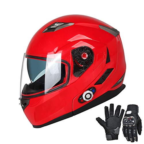 FreedConn Motorcycle Bluetooth Helmets