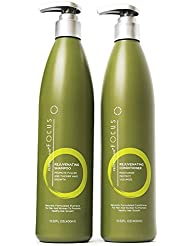 Natural Shampoo and Conditioner - Paraben and Sulfate...