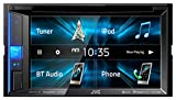 JVC KW-V250BT Multimedia Receiver Featuring