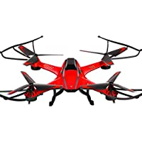 ZLOSKW YD-A8 2.4G 4CH 6-Axis Gyro RC Quadcopter with HD Camera Aircraft Drone Toy, 360 Eversion, Headless Mode, Real Time Transmission