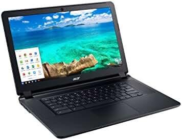 Acer Chromebook 15 C910-C37P 15.6-Inch Chromebook (1.5 GHz Intel Celeron 3205U Dual-core processor, 4GB memory, 32GB SSD, Chrome OS)