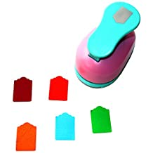 CADY Crafts Punch 1.5-Inch paper punch Craft Punches (Tag)