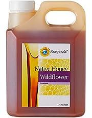 HoneyWorld Wildflower Honey, 1.5kg