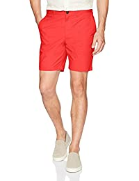 Men's P55 8 Inch Basic Short With Stretch Slim