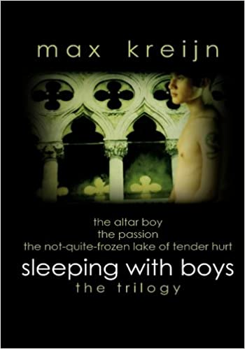 The Not-quite-frozen Lake Of Tender Hurt (Sleeping With Boys Book 3)