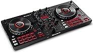 Numark Mixtrack Platinum FX - DJ Controller For Serato DJ with 4 Deck Control