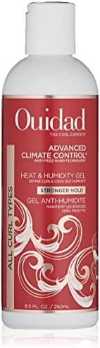 OUIDAD Advanced Climate Control Heat & Humidity Stronger Hold Gel, 8.5 Fl Oz