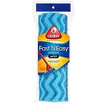O-Cedar Fast 'N Easy Roller Sponge Mop Refill by O-Cedar