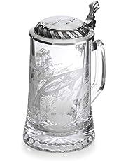 Artina Beer Stein Fish 0.5 Liter