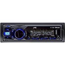 JVC KDX250BT Digital Media Receiver Bluetooth Front USB-AUX