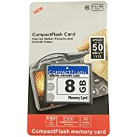 Bodawei Original 8GB CompactFlash Memory Card High Speed...