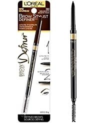 L'Oréal Paris Makeup Brow Stylist Definer Waterproof...