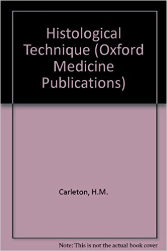 CARLETON HISTOLOGICAL TECHNIQUE PDF DOWNLOAD