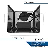 Cosmo COS-668AS900 Pro-Style 36 in. Wall Mount