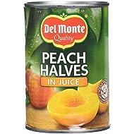 Del Monte Peach Halves in Juice (415g)