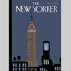 The New Yorker (Oct. 3, 2005) Periodical