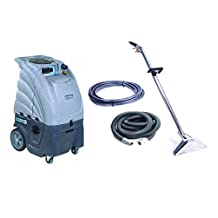 Sandia 86-2100 Dual 2 Stage Vacuum Motor Sniper Commercial Extractor, 6 Gallon Capacity, 100 psi Pump with Wand Kit