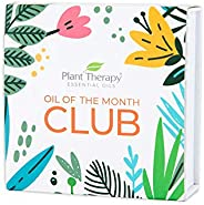 Plant Therapy - Oil Of The Month Subscription Box: Each Month Features An Exclusive Surprise Oil