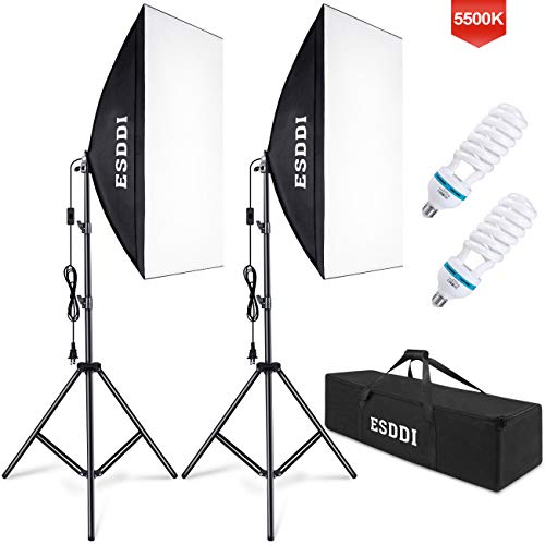 ESDDI Softbox Photography Lighting