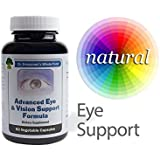 Advanced Eye & Vision Support Formula, 60 capsules - Support and protect your vision & eyes - SAVE 10%