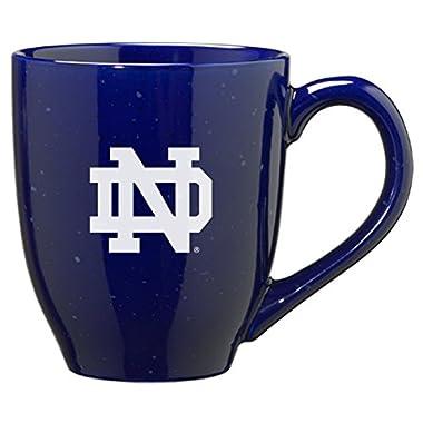 University of Notre Dame - 16-ounce Ceramic Coffee Mug - Blue