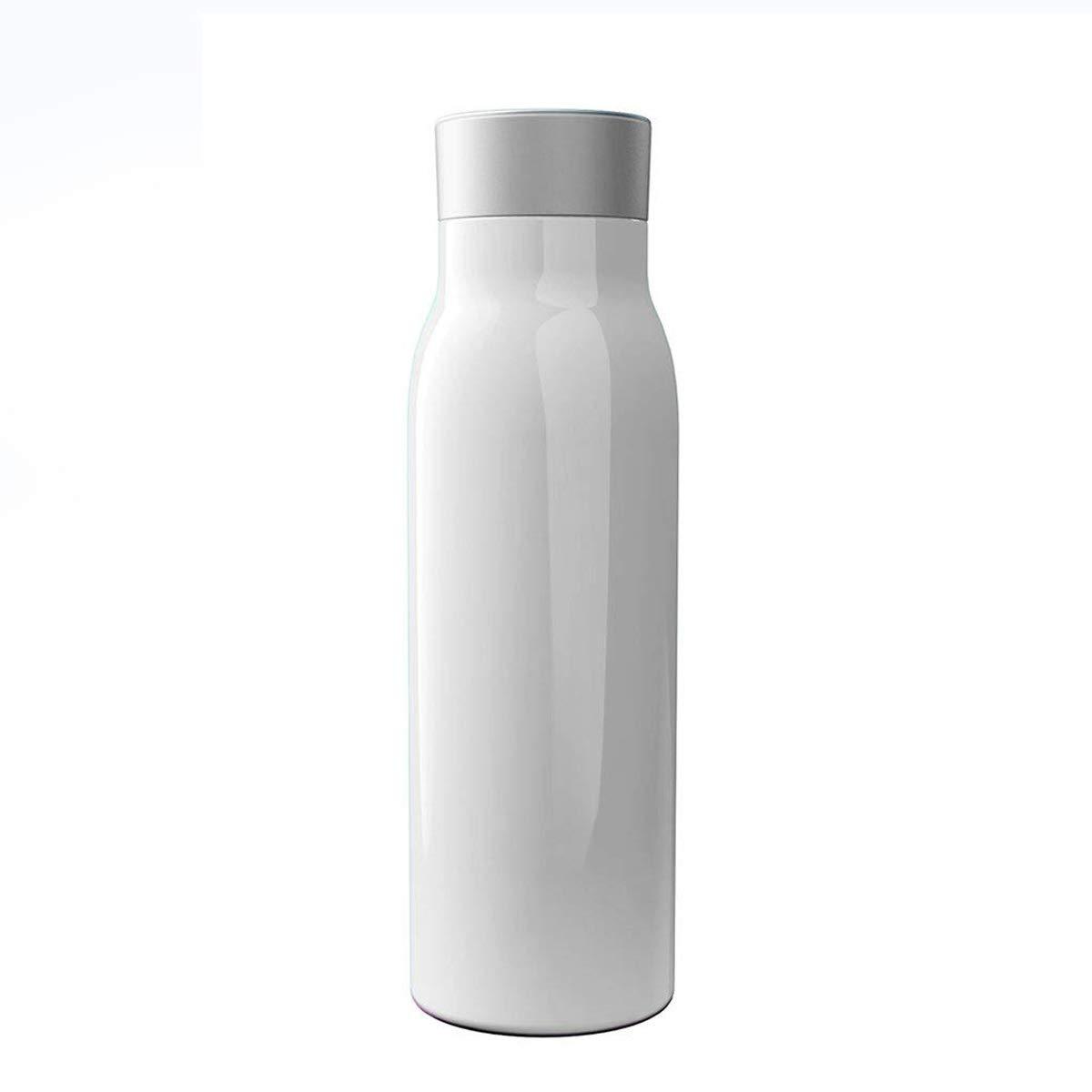 RMXMY YAYZA  Smart Cup G2 Bottiglia termica a doppia parete con isolamento a vuoto in acciaio inox, touch screen a LED per display della temperatura dell'acqua e tracker per l'idratazione, supporto pe