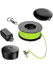 Wiremag Puller Wiremag-trekker, Draadtreksysteem Magnetische kabelvisgereedschappen voor Man Vadergeschenk Thuis Buiten Kantoor Tuin Reparatie Draadvissen