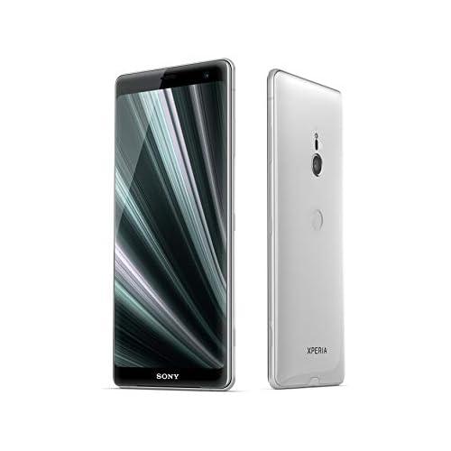 chollos oferta descuentos barato Sony Xperia XZ3 Smartphone de 6 QHD HDR 18 9 OLED Snapdragon 845 4 GB de RAM memoria interna de 64 GB cámara de 19 MP Android color negro Micro SD Sony de 64 GBs Exclusivo Amazon