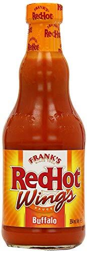 Frank's RedHot Wings: Original Buffalo Wing Sauce