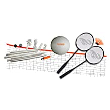 Triumph Sports USA 35-7105 Beginner Volleyball/Badminton Set