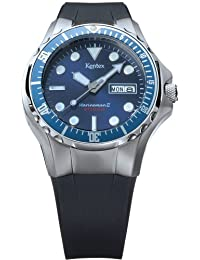 Kentex watch MARINEMAN day date S 332M-13 (BL) (japan import)