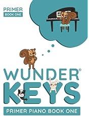 WunderKeys Primer Piano Book One