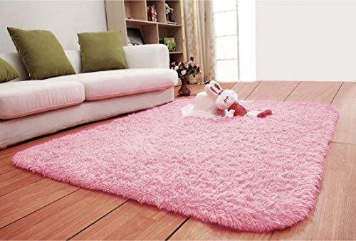 home, kitchen, home décor, area rugs, runners, pads,  area rugs 8 discount ACTCUT Super Soft Modern Shag Area Silky Smooth deals