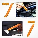 GOOACC Car Door Clip Panel Audio Video Dashboard