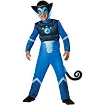 Wild Kratts InCharacter Costumes Spider Monkey-Blue Costume, One Color, X-Small
