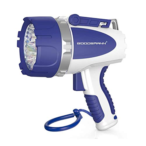 GOODSMANN Rechargeable Spotlight Waterproof