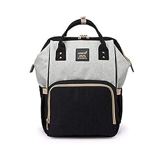 Diaper Bag Multi-Function Waterproof Travel Backpack Diaper Bags